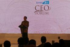 Bicara Industri Kreatif, Jokowi Puji K-Pop dan Sindir Perbankan
