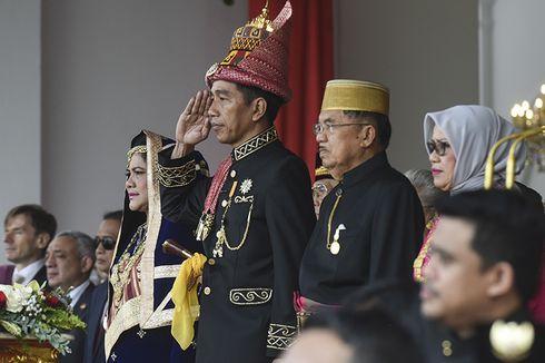 Jokowi Diminta Buat Aturan Baru Protokoler Upacara HUT RI di Daerah
