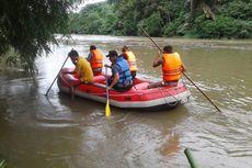 Banjir Solok Selatan Makan Korban, Seorang Warga Hanyut Saat Melintasi Jembatan