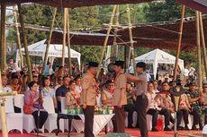 Buwas Anugerahi Jokowi Penghargaan Tunas Kencana