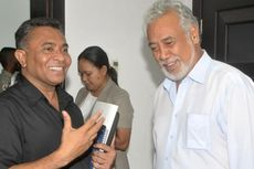 Xanana ke Makam Habibie, Ajak Mahasiswa Timor Leste