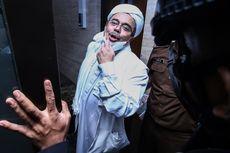 Penahanan Rizieq Shihab Diperpanjang hingga 7 September, Pengacara: Seharusnya Keluar Dulu