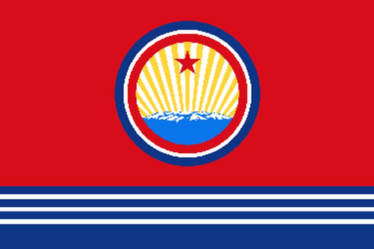 Pike Mountain de la Armada Popular de Corea. [Via Young Pioneer Tours]