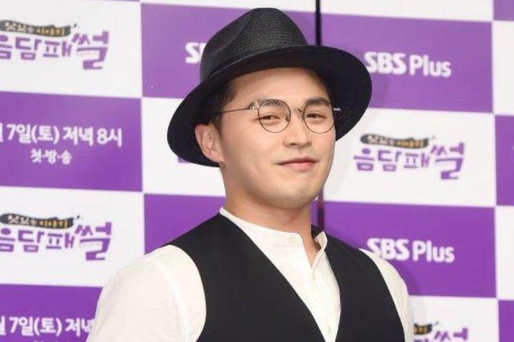 Rapper asal Korea Selatan Microdot