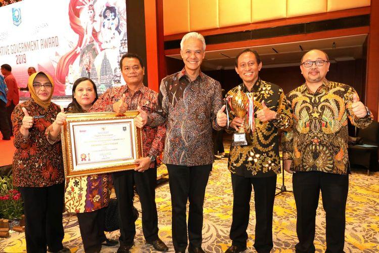 Gara-gara 3 Inovasi Ini, Jateng Jadi Provinsi Terbaik di IGA 2019