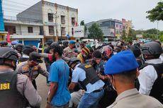 Unjuk Rasa Tolak Otsus Papua di Sorong Ricuh Usai Polisi Amankan Puluhan Demonstran