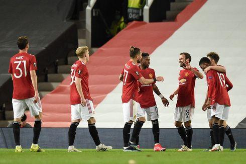 5 Hal Menarik dari Keberhasilan Man United Lolos ke Semifinal Liga Europa