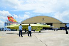 TNI AU Sukses Upgrade F-16, Canggihnya Jadi Setara Pesawat Tempur Terbaru