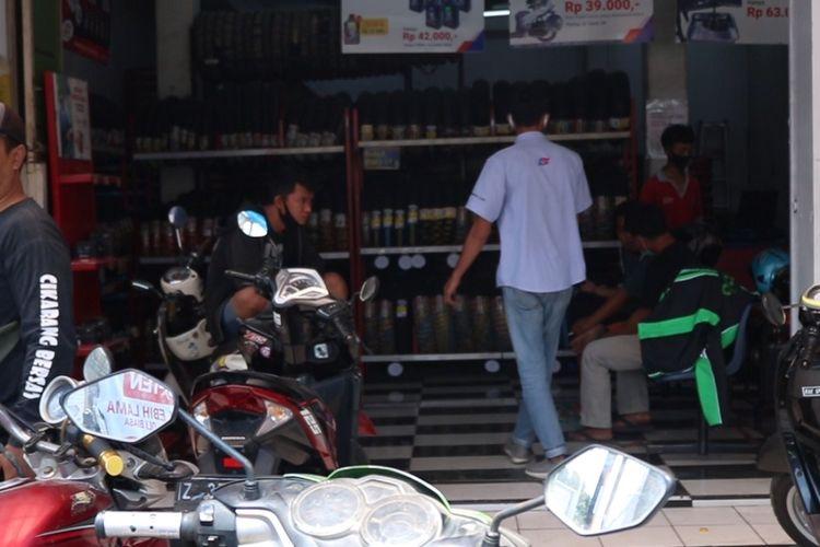 Planet Ban menyediakan jasa servis CVT untuk motor matik