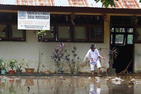 Ratusan Gedung Sekolah di Sulut Belum Berfungsi Normal