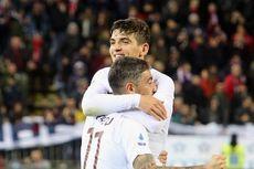 Cagliari Vs Roma, 4 Fakta Menarik dalam Drama 7 Gol