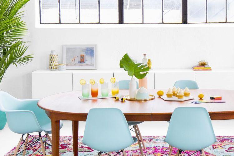 5 Ide Buat Ruang Makan Lebih Moderen