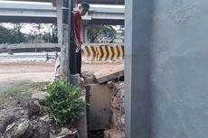 Warga Cipinang Melayu Keluhkan Banjir Imbas Proyek Tol Becakayu