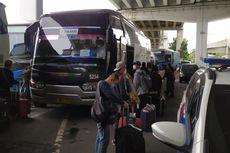 PSBB Transisi, Operasional Bus DAMRI Bandara Soekarno-Hatta Kembali Normal