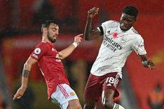 Bawa Arsenal Kalahkan Man United, Thomas Partey Dibandingkan dengan Patrick Vieira