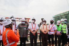 Kereta Cepat Jakarta-Bandung Tambah Satu Stasiun, Dipantau Ketat Luhut