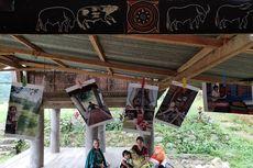 Ketika Para Penenun Toraja Pameran Foto