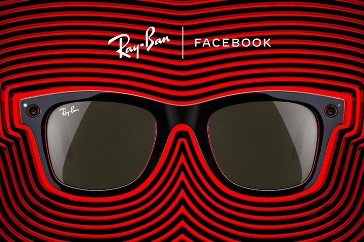 Kacamata Facebook Ray-Ban Stories