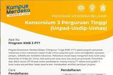 Unpad-Undip-Unhas Gelar Pertukaran Mahasiswa, Wujud Kampus Merdeka