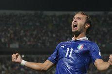 Menangkan Italia atas Bulgaria, Gilardino Tak Puas