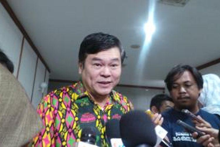 Bupati Belitung Timur Basuri Tjahaja Purnama