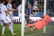 Hasil Kualifikasi Piala Dunia - Perancis Seri, CR7 Selamatkan Portugal