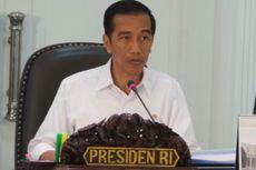 Jokowi Minta Menteri dan BNPB Antisipasi Daerah Rawan Bencana
