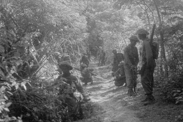 Masa penjajahan Inggris di Jawa