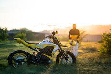 Yamaha XSR 155 Futuristic Supermoto ala Treasure Garage