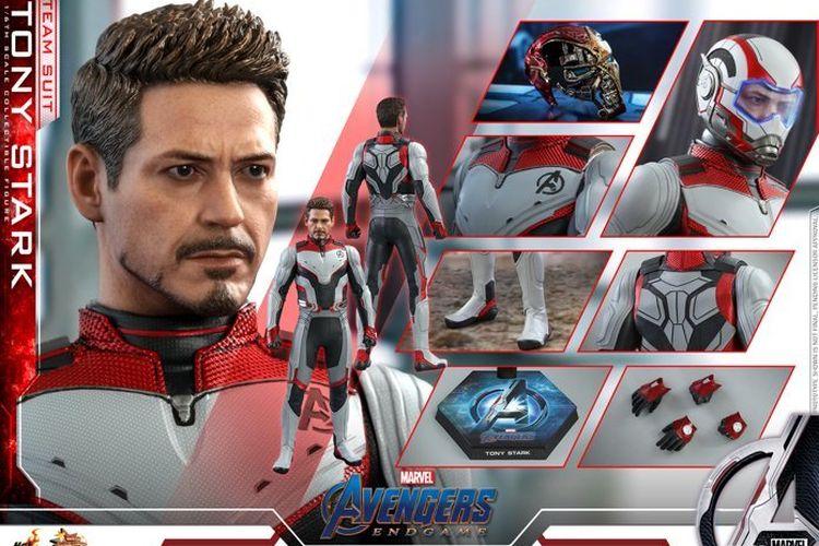 Hot Toys Tony Stark Avengers: Endgame