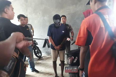 Jalani Rekonstruksi, Pembunuh Pengemudi Ojol di Cakung Masuk Lewat Jendela Rusun
