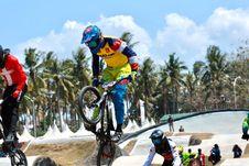 Juara Pertama Kompetisi BMX Internasional di Banyuwangi 2019 Incar Olimpiade Tokyo 2020