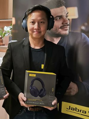 Louis Sudarso, Country Sales Manager, Consumer, Jabra Indonesia.