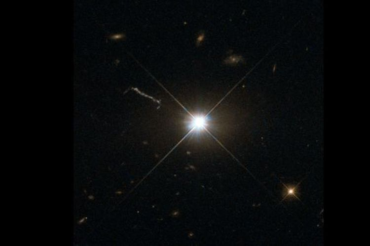 Largest quasar collection: Huge-LQG