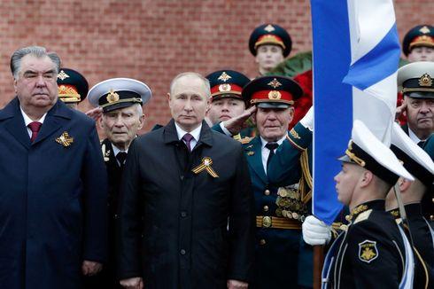 Putin Bersumpah Bela Kepentingan Nasional dan Mengecam