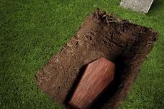 Nasir Nekat Bongkar Makam dan Bawa Pulang Jasad Ibu, Ini yang Dialaminya