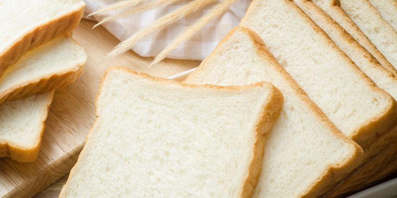 Roti Tawar makanan yang dihindari saat diet