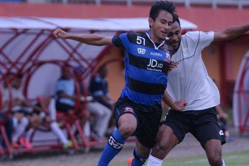 Seri, Pelatih Madura United dan Persela Petik Pelajaran