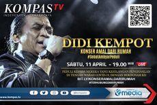 Link Live Streaming Didi Kempot Konser Amal dari Rumah