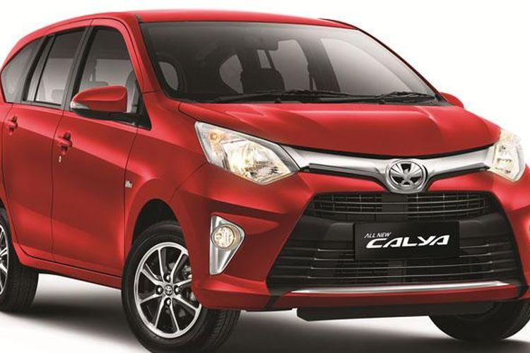 Mobil murah kedua Toyota, Calya, lahir 2 Agustus 2016.