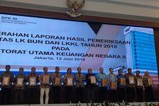 Laporan Keuangan Pemerintah WTP Lagi, Sri Mulyani Buat Pantun