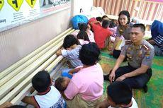 Fakta 20 Anak Dijadikan Pengemis di Medan, Disuruh Ibu Minta-minta di Jalan Saat Malam Hari