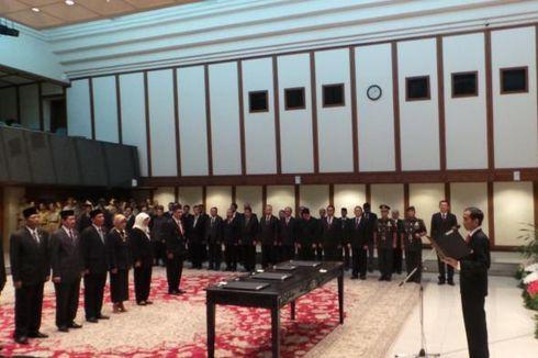 Jokowi Rotasi Pejabat Eselon II, Kadishub Diisukan Diganti