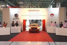 Honda Belum Tentukan Jumlah Ekspor Brio