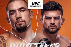 Hasil UFC Vegas 24, Whittaker Menang Angka Mutlak Atas Gastelum