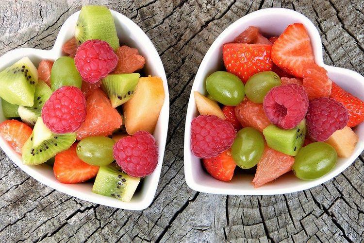 Ilustrasi buah untuk menurunkan tekanan darah atau hipertensi