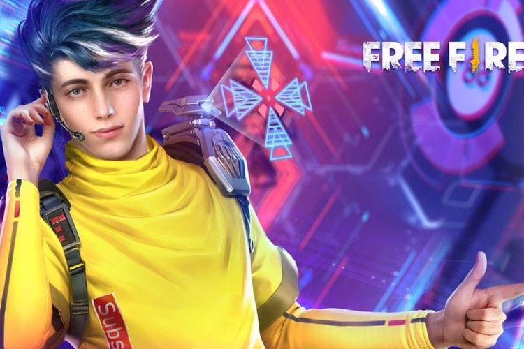 Wolfrahh, karakter baru pada Free Fire