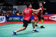 Debut di Indonesia Masters 2020, Tontowi/Apriyani Masuk Peringkat Dunia BWF