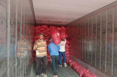 Ratusan Ton Bawang Merah Probolinggo Tembus Pasar Thailand