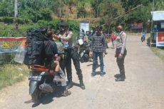 Libur Panjang, Ribuan Pendaki Padati Gunung Bawakaraeng